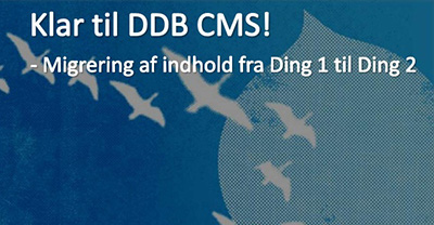 WagnerGUIDE integrates with DDB CMS