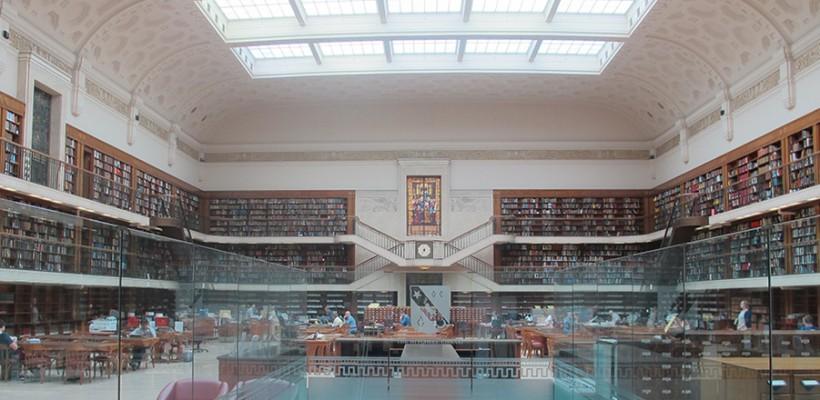 På jordklodens modsatte side: Biblioteker i New Zealand og Australien