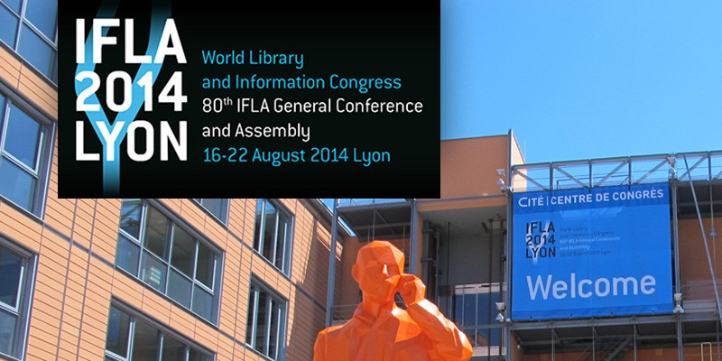 The future of libraries and free access to information at IFLA/WLIC 2014