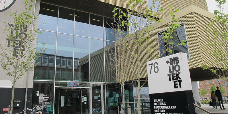 Copenhagen Municipal Libraries choose WagnerGUIDE