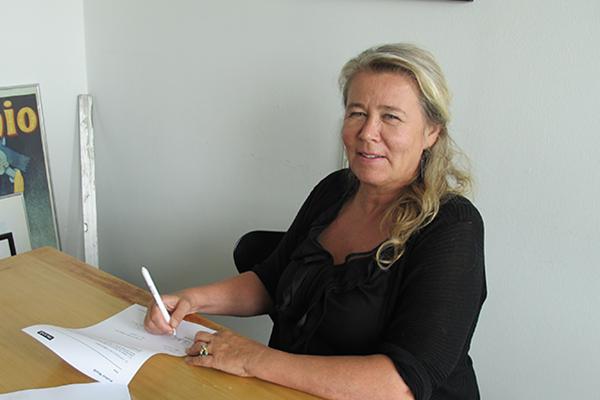 Rentemestervej Library, Copenhagen - Library Manager Tine Garsdal